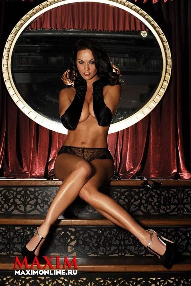Актриса Мария Берсенева во всей своей красе.