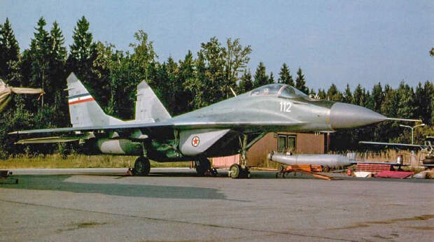 Почему Югославия купила МиГ-29, а не «Мираж-2000»
