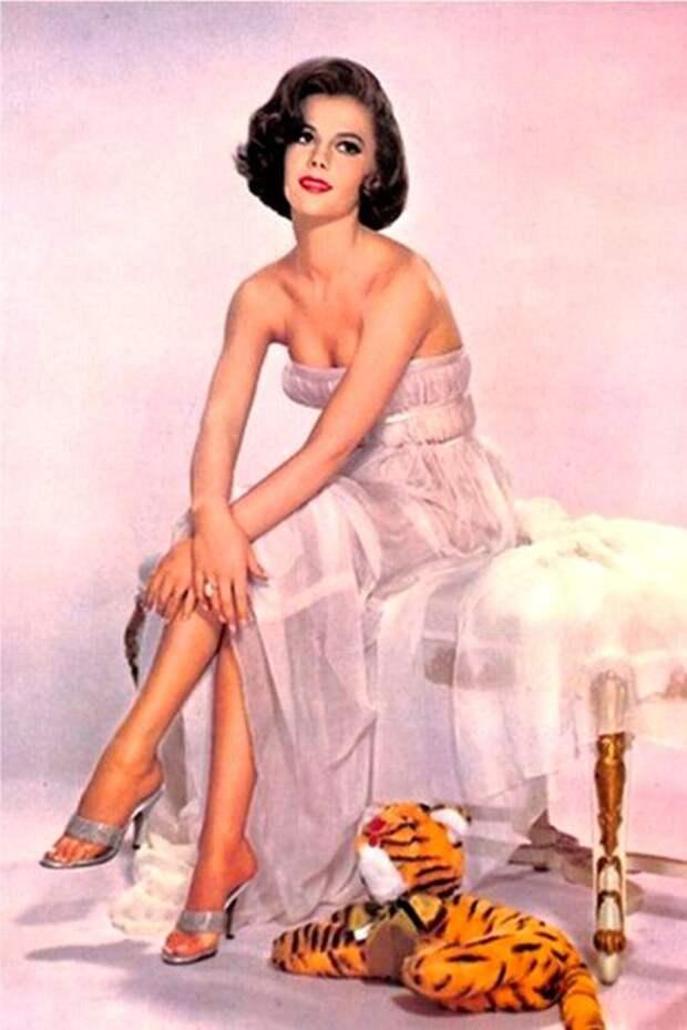 Прекрасная леди Натали Вуд