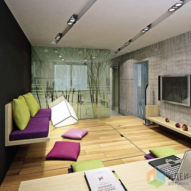 Проект квартиры 42,7 м2 в доме серии П-3М