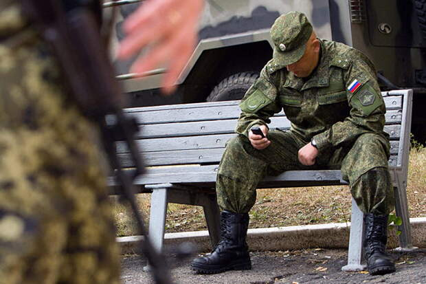 Звонок с поля боя: сотовая связь, как оружие