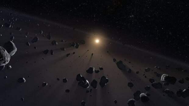 На краю Солнечной системы происходит что-то странное