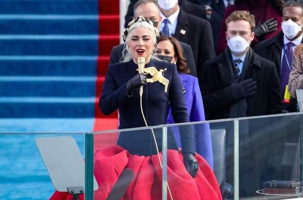 Цирк приехал: Байден, Псаки и Леди Гага стали символами новой Америки