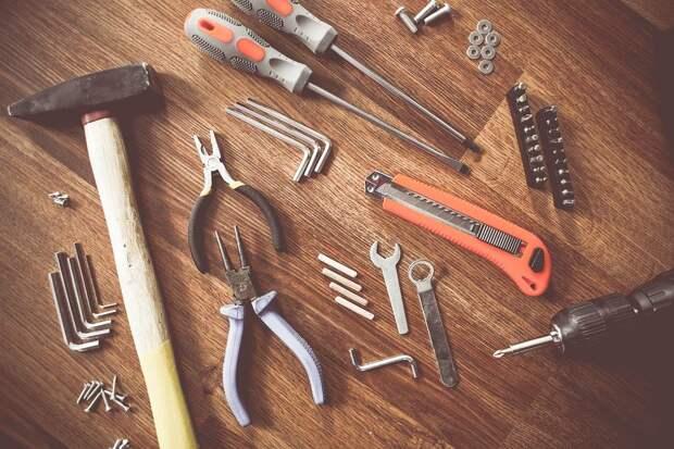 Инструменты, Конструкция, Ремесло, Ремонт, Оборудование