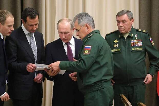 «России можно»: США определили, кому остаться в Сирии