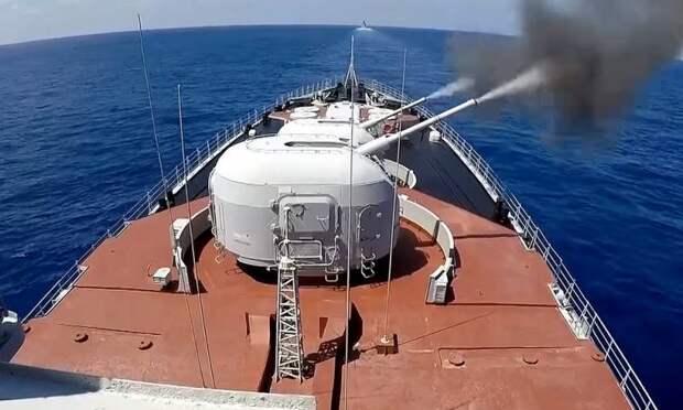 В чем смысл участия российского флота в учениях с кораблями НАТО