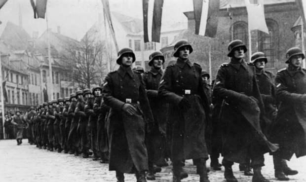 Прибалтийский фашизм: наследники кочегаров Освенцима засучили рукава