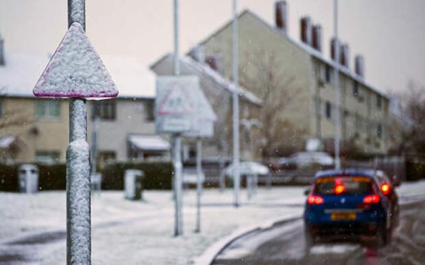 Снежные ловушки: как оспорить штраф за невидимые знаки и разметку?