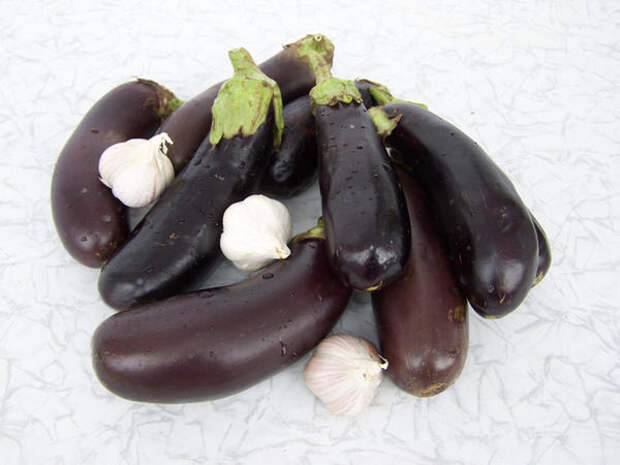 Закуска «Баклажаны как грибы»