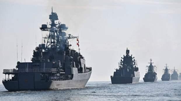 Китайские эксперты заявили о готовности России к лобовому столкновению с США