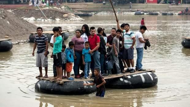 Байден намерен увеличить миграционную квоту на прием беженцев