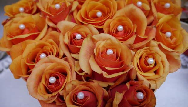 В конце июня в Подмосковье и Москву поступило свыше 3 млн цветов