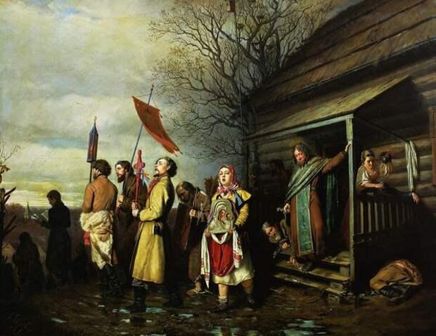 Запрещенные картины русских художников