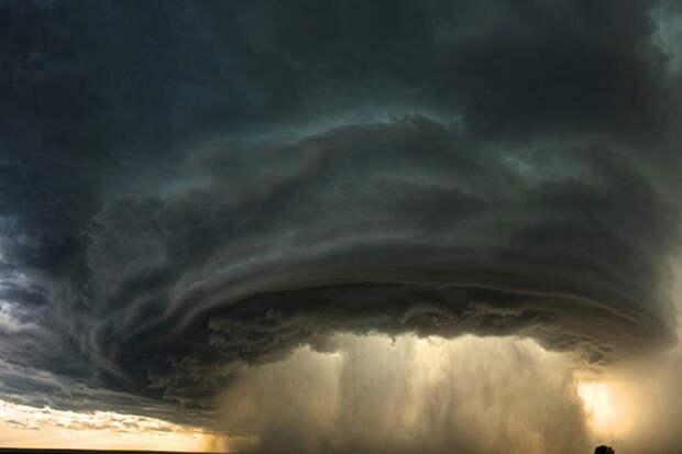 Самый сильный ураган в истории человечества приближается. Видео из центра апокалипсиса!