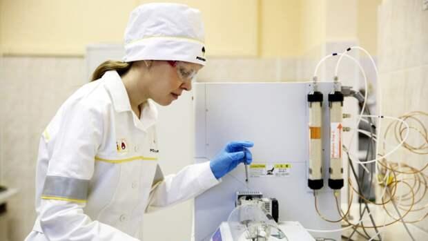 Инновационный катализатор нового поколения начала выпускать «Роснефть»