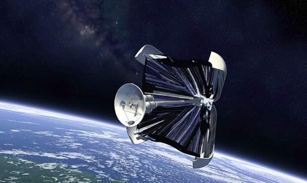 Аstronews: паруса из графена для полетов к другим звездам реальность