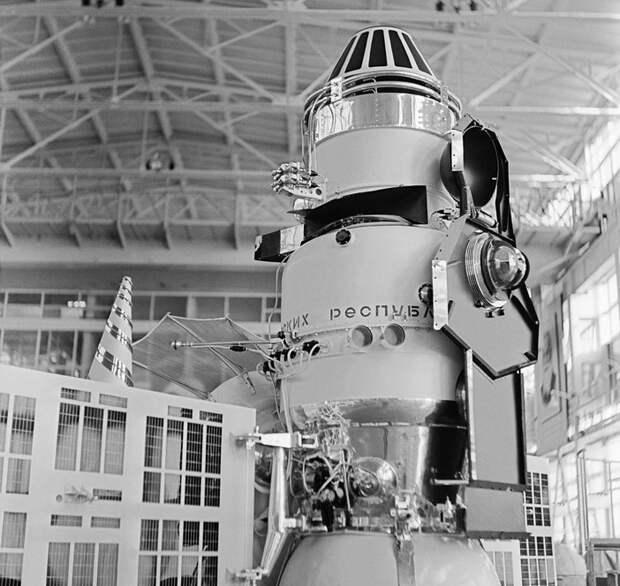 35 лет назад к Венере полетели последние советские станции