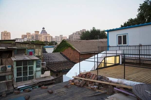 В Китае разработан дом, который собирается гаечным ключом за сутки в мире, дизайн, дом, китай, креатив, недвижимость, уют