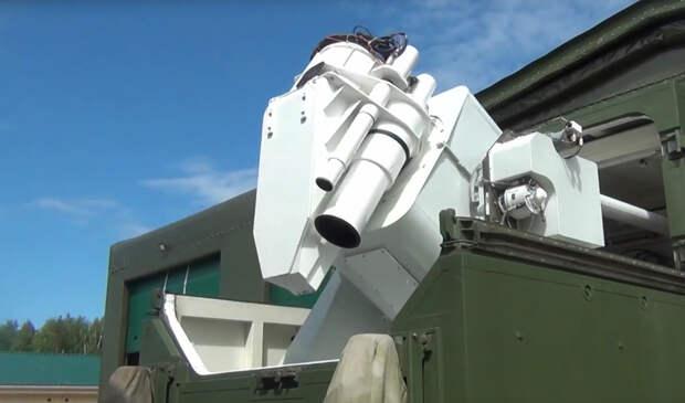 Лазерное оружие: от фантастики к реальности