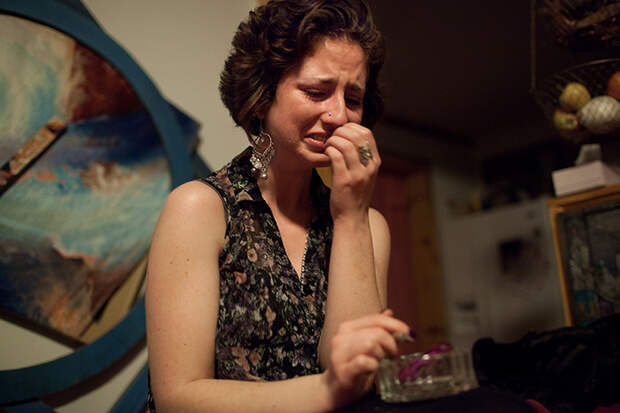 Один день изжизни 21-летней работницы сексуального фронта