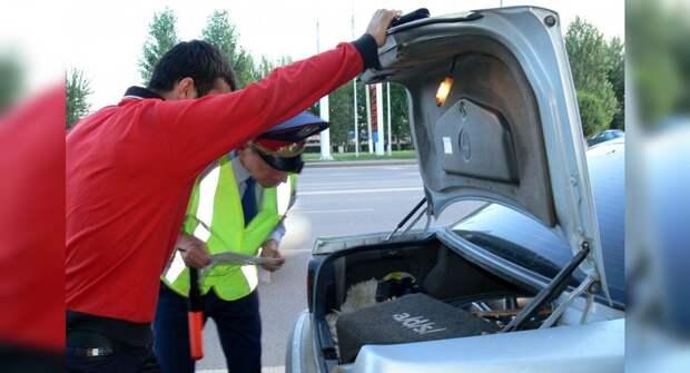 3 «детских» ошибки водителя при досмотре машины сотрудником ДПС