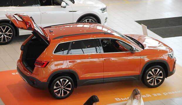 24 и 25 сентября в дилерском центре Фольксваген Центр Внуково прошли Дни абсолютно нового Volkswagen Taos