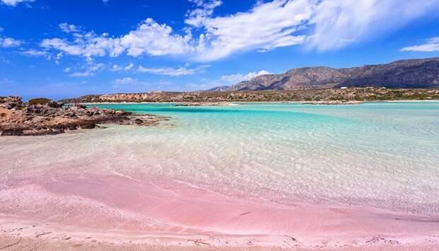 Экскурсия Элафониси – розовые пески (Греция, остров Крит)