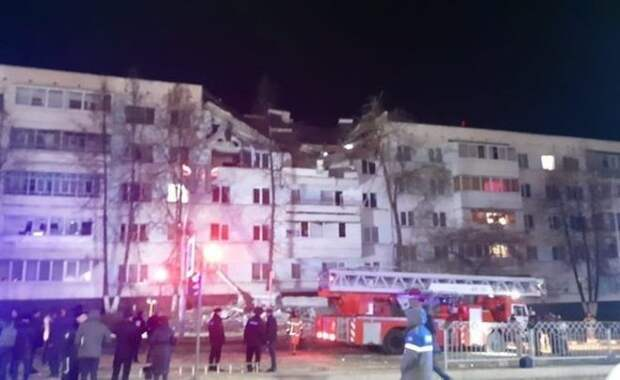 Дом в Челнах, где произошел взрыв, не был аварийным