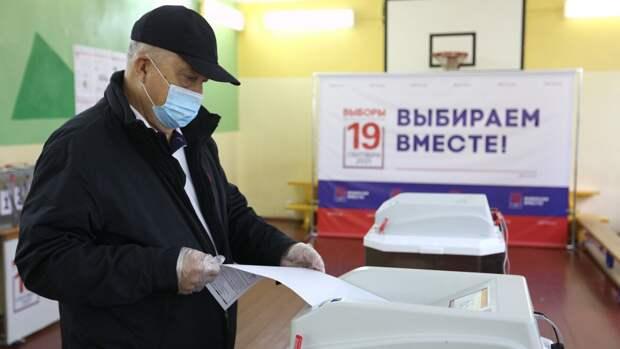 Выборы завершились на всех избирательных участках Дальнего Востока