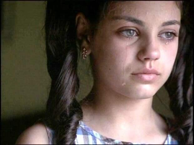 Смешная девчонка и «очень плохая мамочка» Мила Кунис