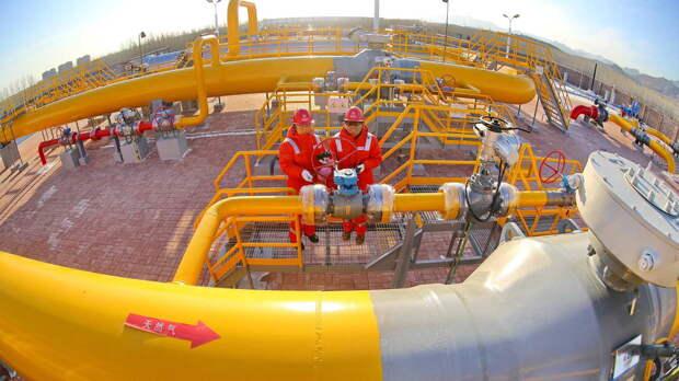 Китай попросил у России увеличить поставки энергоресурсов