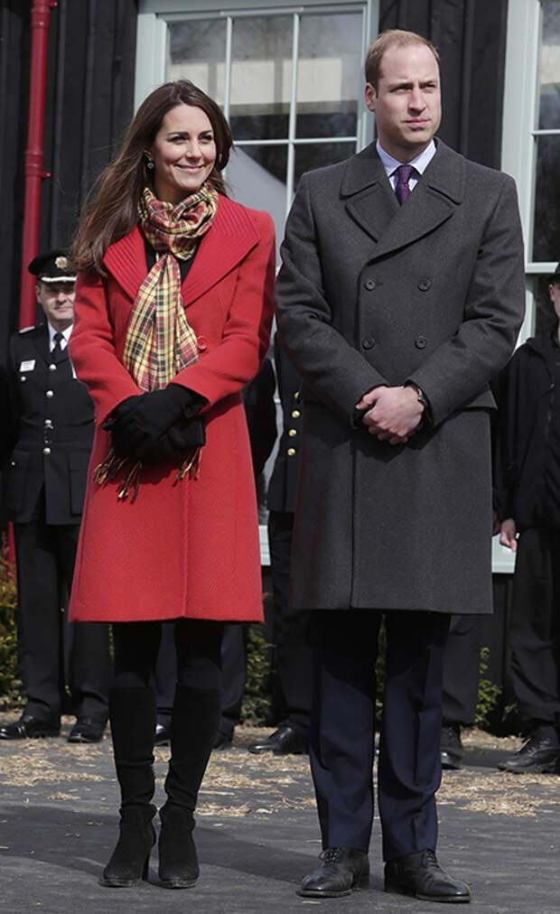 Назад в 2007 год: королевский биограф рассказал, как принц Уильям расстался с Кейт Миддлтон по телефону