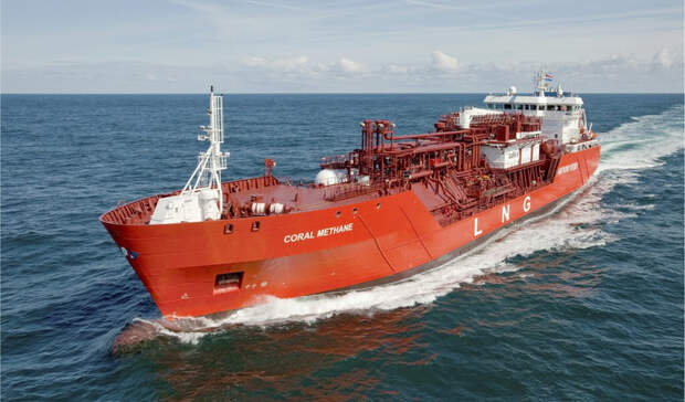 Возобновилась работа над программой стимулирования СПГ-судоходства