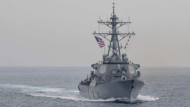 В Госдепартаменте США заявили о свободе навигации у берегов Крыма