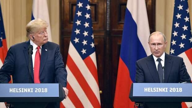 «Горький опыт» Трампа привел к отказу США от совместной пресс-конференции с Россией
