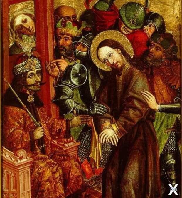 Неизвестный художник XV века придал д...