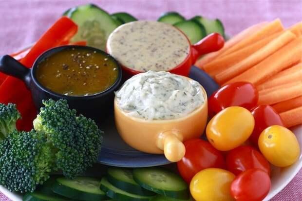 8 оригинальных соусов к разным блюдам