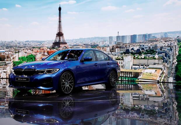 Автосалон в Париже 2018