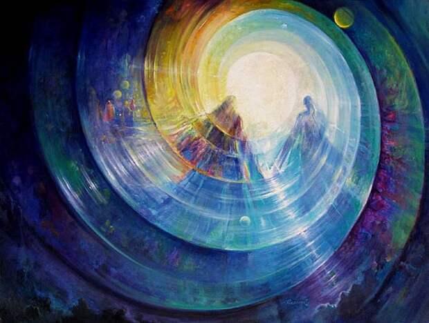 Древний бог Варуна о космических законах