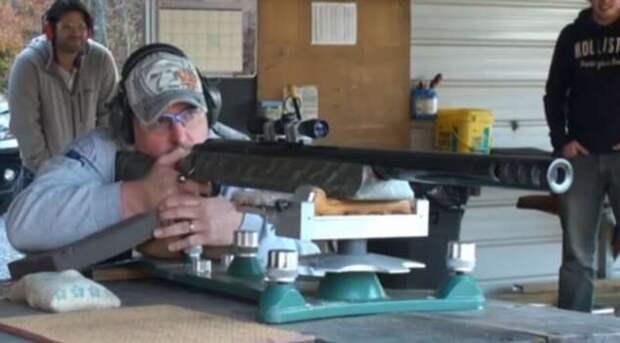 Убойные винтовки, которые могут пробить даже танк (11 фото + 1 видео)