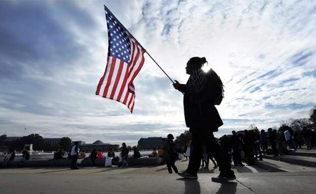 Соединенные Штаты Империи: Мы приближаемся к своему концу