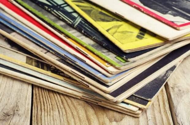 Смело выбрасывайте старую прессу и квитанции. \ Фото: domosedy.com.