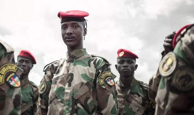 Армия Центральноафриканской Республики освободила от боевиков город Буар