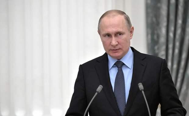 Песков анонсировал новое обращение Путина к народу