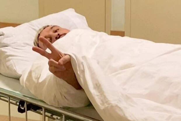 Врач сделал прогноз овосстановлении Димы Билана после пневмонии