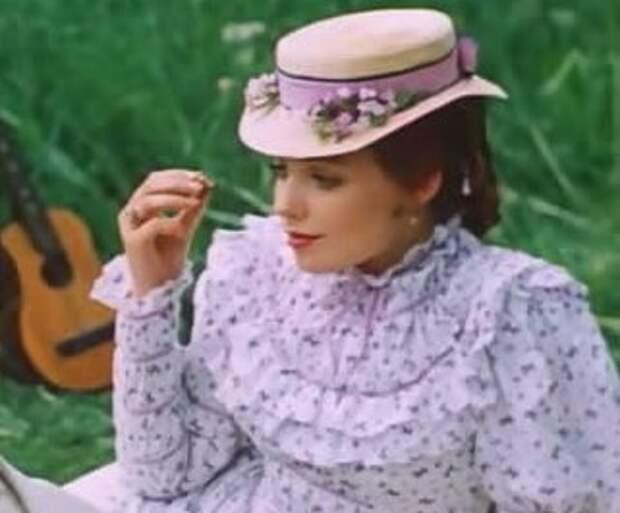 Шальная королева советского кино Наталья Лапина.