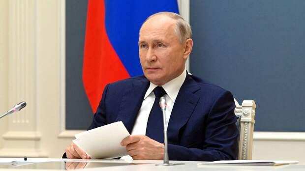 Путин обратился кгражданам послучаю предстоящих выборов в Госдуму