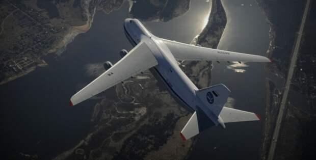 Неспособность Киева создать Ан-124 без РФ стало плохой новостью для КНР и Турции