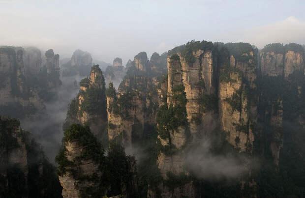 Проезжая под небесами: канатные дороги планеты