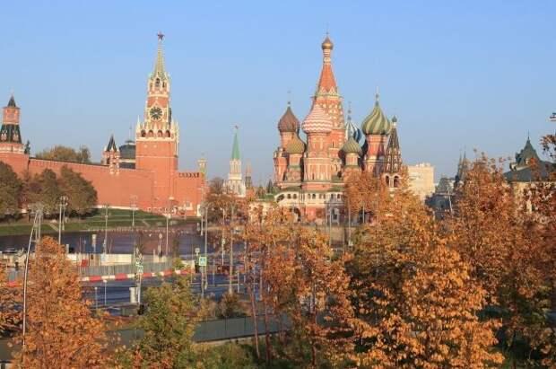 Москва стала лучшим городом для туристов по версии World Travel Awards